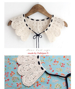 Anne knit cape